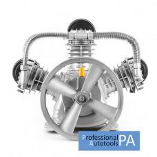 Компрессорная головка 3-х цилиндровая 90 поршня PAtools 3090PA