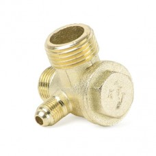 Обратный клапан для компрессора 1/2-3/8-1/8 - PAtools КомпКл1 (155)