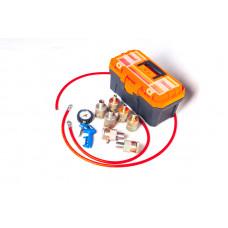 Комплект для восстановления гидравлических (газо-масляных) стоек и амортизаторов 10 насадок KVGS-10