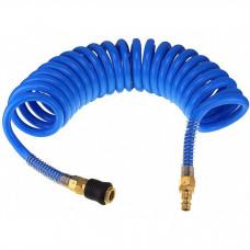 Шланг спиральный полиуретановый (PROFI) 8*12мм L=10м  AIRKRAFT . Made in Italy. AHC48-J