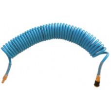 Шланг спиральный полиуретановый (PROFI) 8*12мм L=15м  AIRKRAFT . Made in Italy. AHC48-K