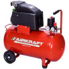 Компрессор поршневой Vрес=50л 170л/мин 220V AIRKRAFT AK50-170-ITALY