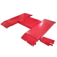 Подъемник ножничный пневматический PPN-2500K AIRKRAFT