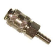 Быстроразъёмное соединение на шланг 8мм  AIRKRAFT SE1-3SH
