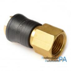 Быстроразъёмное соединение 1/2 внутренняя резьба (PROFI) AIRKRAFT SE6-4SF . Made in Italy.