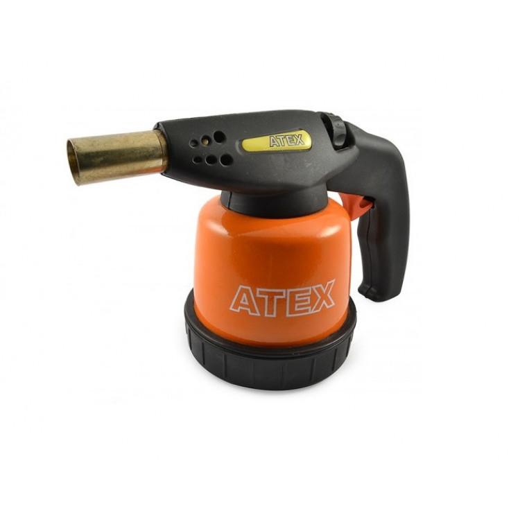 Лампа паяльная газовая под картридж 190 г, с пьезо ATEX 44AT141