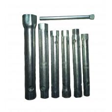 Набор ключей трубчатых 6 пр. (8-21 мм) Baum 233-6M