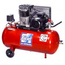 Компрессор поршневой с ременным приводом 100л 380В AB100-360-380-ITALY FIAC
