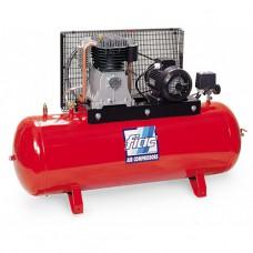 Компрессор поршневой с ременным приводом, Vрес=500л, 912л/мин, 380V, 7,5кВт