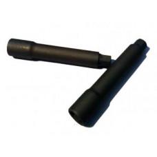 Бита (насадка) 6-гр. для разборки стоек 5 мм Force 1022-65