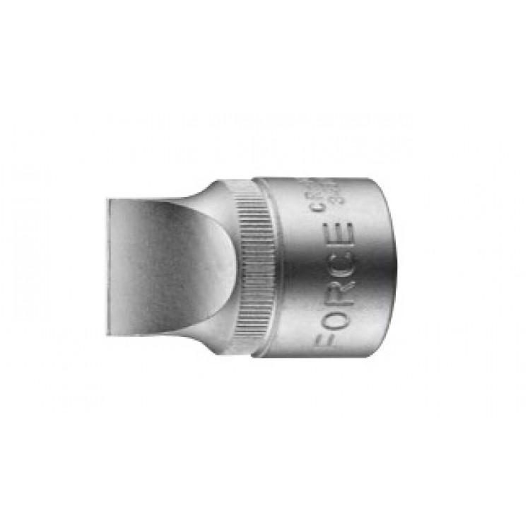 Force 1/2 Головка-бита шлицевая цельная 19 мм, L=38 мм Артикул:  34319