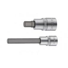 Force 1/2 Головка-бита 6-гр. (HEX) 12 мм, L=100 мм Артикул:  34410012