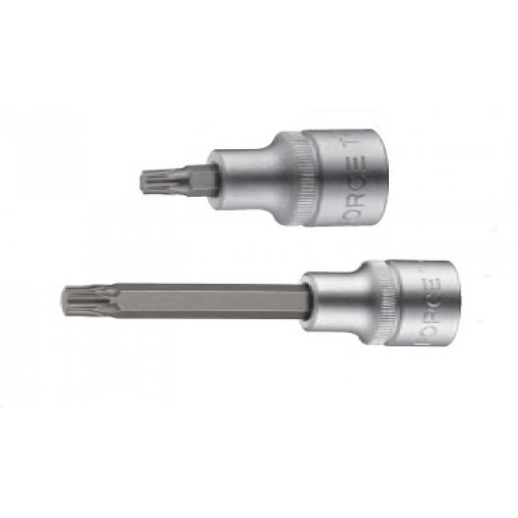 Force 1/2 Головка-бита Torx Т80, L=100 мм Артикул:  34610080