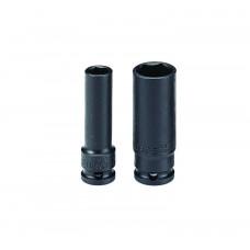 Force 1/4 Головка 6-гр. ударная глубокая 12 мм, L=50 мм Артикул:  4255012