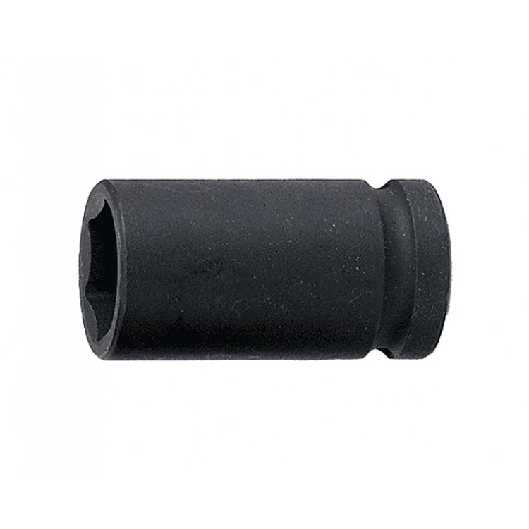 Force 1/2 Головка 6-гр. ударная, сред. глубины тонкостенная 19 мм, L=52 мм Артикул:  4455219TH
