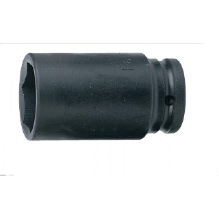 Головка 1 6-гр. ударная, сред. глубины 27 мм, L=80 мм Force 4858027