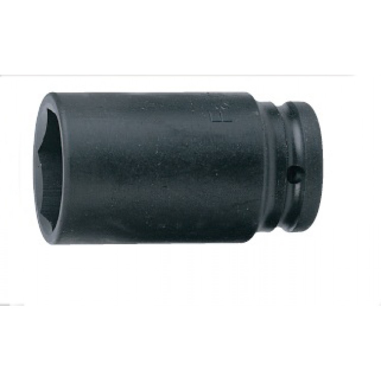 Головка 1″ 6-гр. ударная, сред. глубины 41 мм, L=80 мм Force 4858041