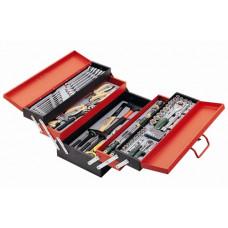 Набор инструмента 101 пр. (металлический ящик) Force 50235-101
