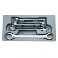 Набор ключей разрезных 6 пр. (8-19 мм) Force 5066
