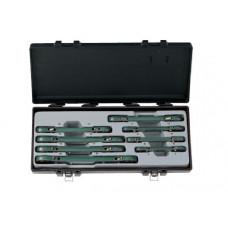 Набор ключей трещоточных накидных 8 пр. (6-22 мм) Force 50810
