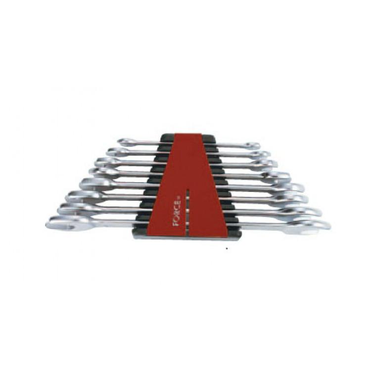 Набор ключей рожковых 8 пр. (6-22 мм) Force 5084