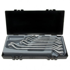 Набор ключей накидных отогнутых на 45 8 пр. (8-24 мм) Force 5085