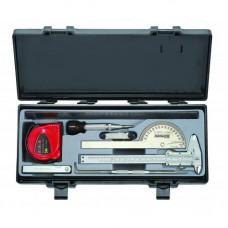 Набор измерительных инструментов 9 пр. Force 5096