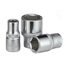 Force 1/4 Головка 6-гр. 10 мм, L=25 мм Артикул:  52510