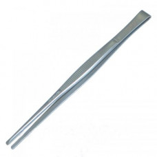 Пинцет прямой L=180 мм Force 6941180