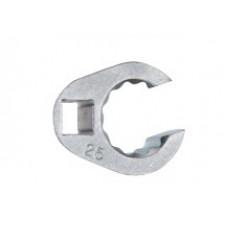 3/8 Ключ разрезной под вороток (воронья лапа) 17 мм, L=44 мм Force 751317