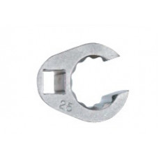 3/8 Ключ разрезной под вороток (воронья лапа) 21 мм, L=50 мм Force 751321