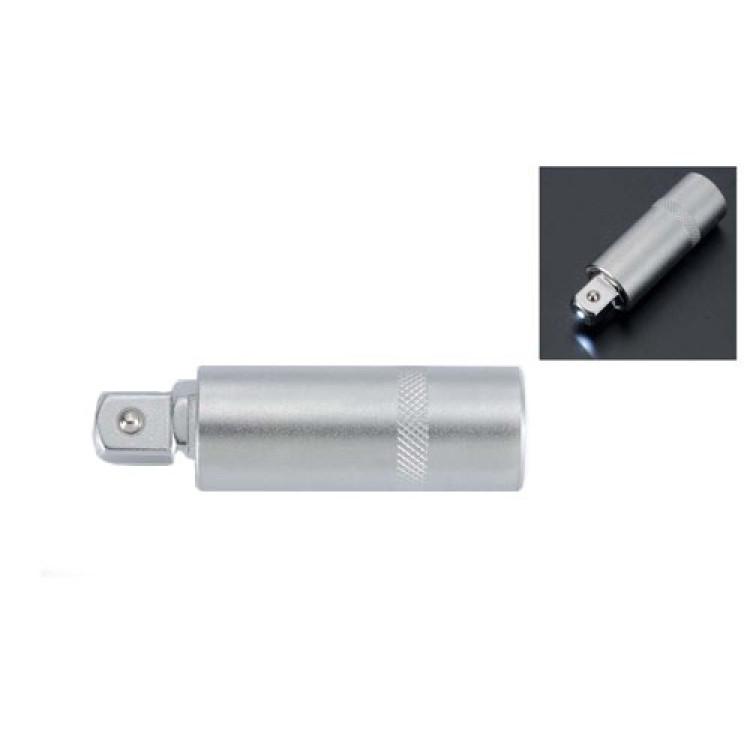 1/2 Удлинитель с подсветкой L=80 мм Force 8044080L