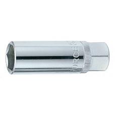 3/8 Головка свечная 18 мм, L=63 мм
