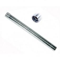 Головка свечная 3/8  магнитная удлиненная 20.6 мм, L=250 мм Force 807325020.6M
