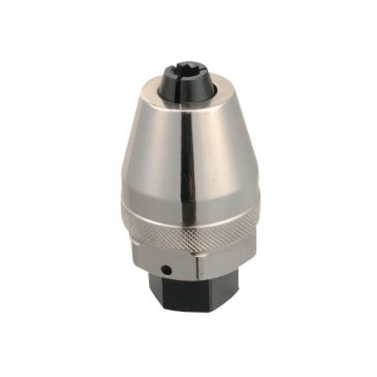Шпильковерт 1/2 с цанговым зажимом 6-12 мм, L=75 мм Force 818B02