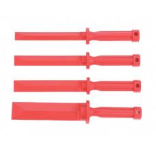 Набор пластиковых лопаток 4 пр. Force 904M6