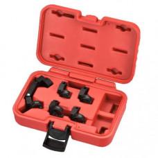 Набор гибких ключей (разъемов) для топливопроводов Force 905G27