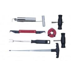 Набор ключей для снятия стекол 7 пр. Force 907M1