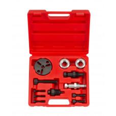 Набор для снятия муфты компрессора кондиционера 12 пр. Force 912G11