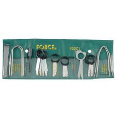 Набор для монтажа и демонтажа авторадиоаппаратуры 20 пр. Force 920C1