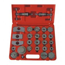 Набор для сведения тормозных цилиндров 27 предметов Force 927B1