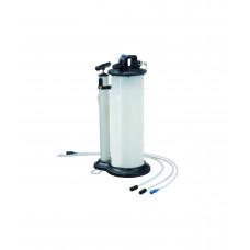 Приспособление для откачки жидкостей 9 л (ручное/пневматическое) Force 9T3606