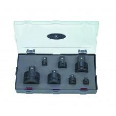 Набор адаптеров ударных с шаром 1/2  7 предметов Force K4079