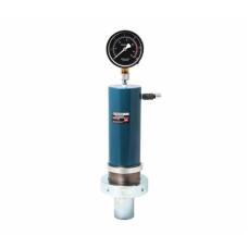 Цилиндр гидравлический с манометром 10т-12т, (ход штока: 135мм) Forsage F-0100-1A(F)