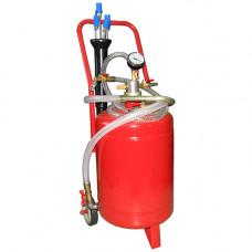 Установка для вакуумной откачки масла (24л.) GIKraft B24V