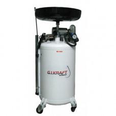 Установка для слива и откачки масла с электронасосом (80л.) HD-806AC