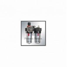 Блок подготовки воздуха 1/2 металлический кожух Grandtool 862400