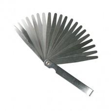 Щуп, 0.05-1.0 мм, 13 шт Intertool AT-0001