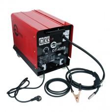 Полуавтомат сварочный 230В, 7.5кВт, 40-180А, диаметр проволоки 0.6-0.8мм Intertool DT-4319