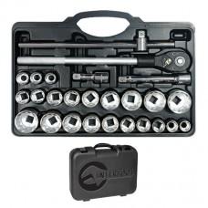 Профессиональный набор инструментов 3/4, 26ед Intertool ET-6026